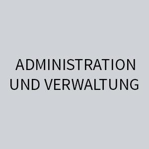 Branche Administration Verwaltung
