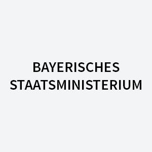 Referenz Bayerisches Staatsministerium