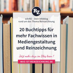 wikiRZ Blog Reinzeichnung Buchtipps